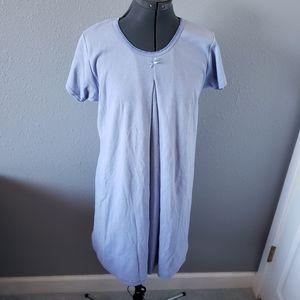 Ladies nursing nightgown